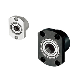 Bearings with Housings - Double Bearings, Non-Retained, L Selectable