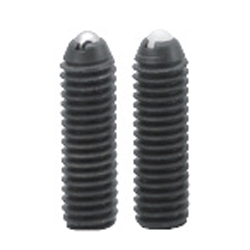 Ball Plungers-Long Type/Metal Ball and Plastic Ball