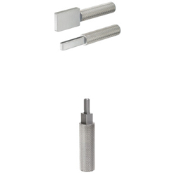 Slot Pins for Inspection Components - Square Straight / Stepped