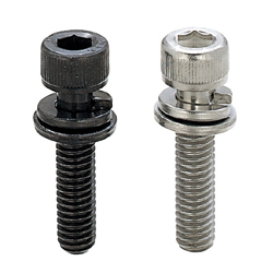Socket Head Cap Screws/with Standard Washer Set SCBS5-15