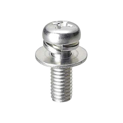 Phillips Pan Head Screws with Washer Set