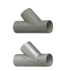 Aluminum Duct Hose Items/Variant Y-Shaped