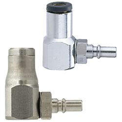 Air Couplers/One-Touch Connector/Plug/90 Deg. Elbow