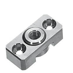 Floating Joints, Flange Mounting - Square Flange / Square Flange - Thin