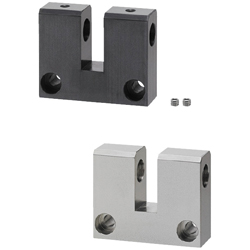 Hinge Bases - Side Mounting U-Shaped