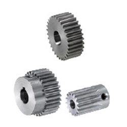 Spur Gears, Pressure Angle 20° , Module 1.0