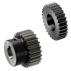 Induction Hardened Gears