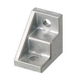 One-Side Rib Brackets - For 1 Slot - For 6 Series (Slot Width 8mm) Aluminum Frames