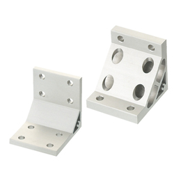 Thick Brackets / Ultra Thick Brackets - For 2 or More Slots - For 8-45 Series (Slot Width 10mm) Aluminum Frames