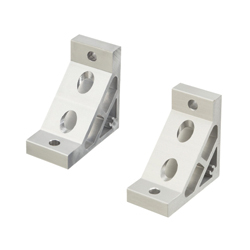 Extruded Brackets for 50 square - For 1 Slot - For 8-45 Series (Slot Width 10mm) Aluminum Frames