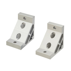 Extruded Brackets for 60 square - For 1 Slot - For 8-45 Series (Slot Width 10mm) Aluminum Frames