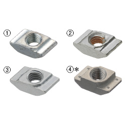 5 Series/Nuts for Aluminum Frames