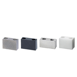 Stopper Blocks-Straight Type/Counterbored Hole/Through Hole