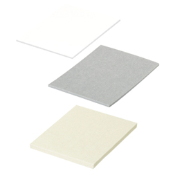 Felt Sheets for cushion, liquid application and grinding media