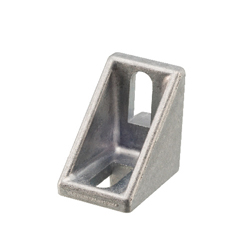 Nut Mounting Brackets - For 1 Slot - For 6 Series (Slot Width 8mm) Aluminum Frames