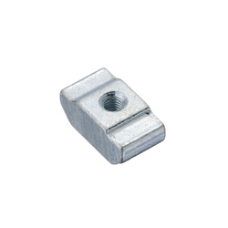 Pre-Assembly Insertion Short Nuts for Aluminum Frames - For 6 Series (Slot Width 8mm)