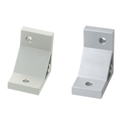 Assembly Brackets for Different Extrusion Sizes - For 1 Slot - For 8 Series (Slot Width 10mm) Aluminum Frames