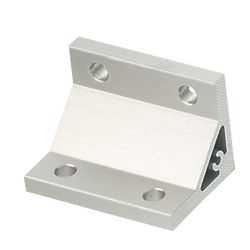 Extruded Brackets - For 2 or More Slots - For 8-45 Series (Slot Width 10mm) Aluminum Frames (100 square)