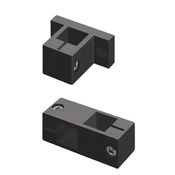 Holders for Aluminum Frames, Clamps - Square Posts