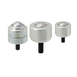Ball Rollers/Milled Threaded Stud