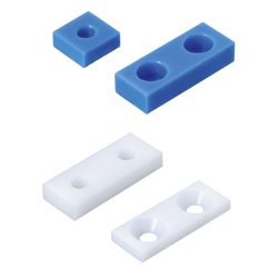 Square Resin Washer