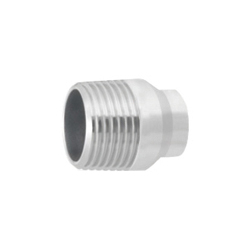 Sanitary Adapter Fittings/Ferrule End and Threaded End