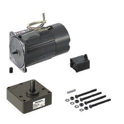 Small Geared Motors/Gear Head-Motors with Electromagnetic Brake