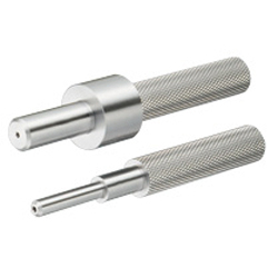 Slot Pins for Inspection Components - Stepped Straight, Handle Length Fixed