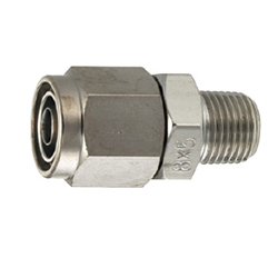 Couplings for Tubes - Nut and Sleeve Integrated Type - Half Unions