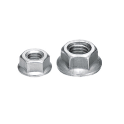 Flanged Nuts - For 6 Series (Slot Width 8mm) Aluminum Frames