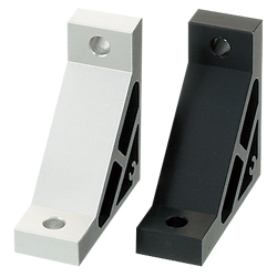 Extruded Brackets - For 1 Slot - For 8 Series (Slot Width 10mm) Aluminum Frames - Ultra Thick Brackets