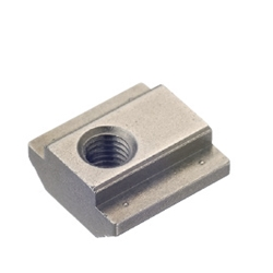 Pre-Assembly Insertion Offset Nuts for Aluminum Frames - For 8 Series (Slot Width 10mm)