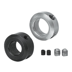 Shaft Collar (Set Screw) - Standard / Wide / Compact