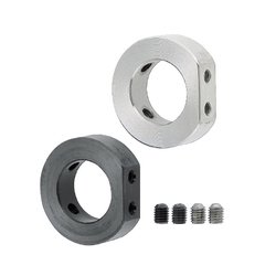 Shaft Collar - Dcut Standard - Set Screw