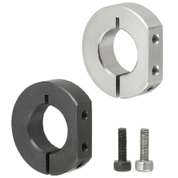 Shaft Collar - DCut Standard / Compact (Space-Saving Design) - Clamp