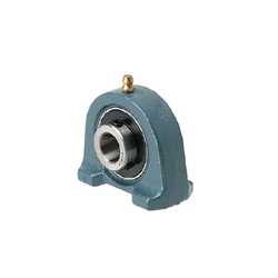 Ball Bearing/Cast Iron/Bottom Mount