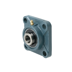Ball Bearing/Cast Iron/Square Flanged