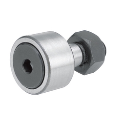 Solid Eccentric Cam Followers-With Hexagon Socket/Flat Type/With Seal/No Seal