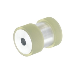 Grooved Urethane Rollers