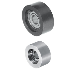 Idler - Belt Backside Tensioning - Center Bearing