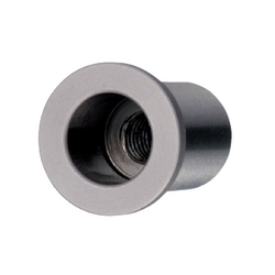 Bushings for Inspection Components - Stepped and Threaded for Straight Pins - Straight Type with Shoulder