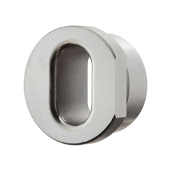 Bushings for Inspection Components - Oval - Shouldered (Dowel Pin / D Cut)