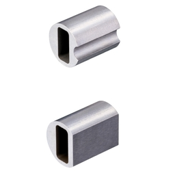Bushings for Inspection Components - Square - Straight (Dowel Pin / D Cut)