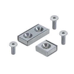 Magnet - Countersunk with Holder - Square Type / Rectangle Type