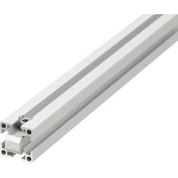 Blind Joint Components - Aluminum Frames with Built-in Center Joints for 6 Series (Slot Width 8mm)