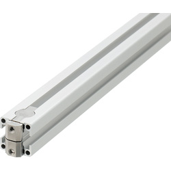Blind Joint Components - Double Joints Pre-Assembled Aluminum Frames  for 8-45 Series (Slot Width 10mm)