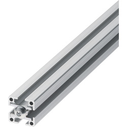 Blind Joint Components -  Aluminum Frames with Built-in Screw Joints for 6 Series (Slot Width 8mm)