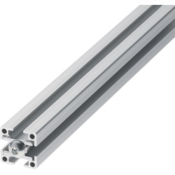 Blind Joint Components -  Aluminum Frames with Built-in Screw Joints for 8 Series (Side Slot 10mm)