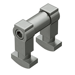 Blind Joint Components - Post Assembly Insertion Double Joint Kits for 6 Series (Slot Width 8mm) Aluminum Frames