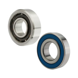 (Economic type) Radial ball bearing single row (Common grade) type